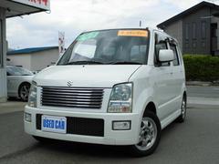 ワゴンRFT−Sリミテッド 4WD ターボ CD キーレス ABS