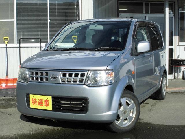 日産 S FOUR ノアールサウンドセレクション 4WD キーレス