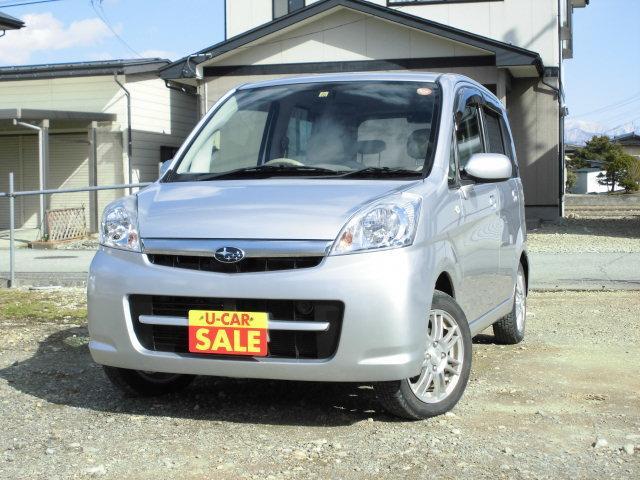 スバル LX 4WD キ-レス CD アルミホイ-ル