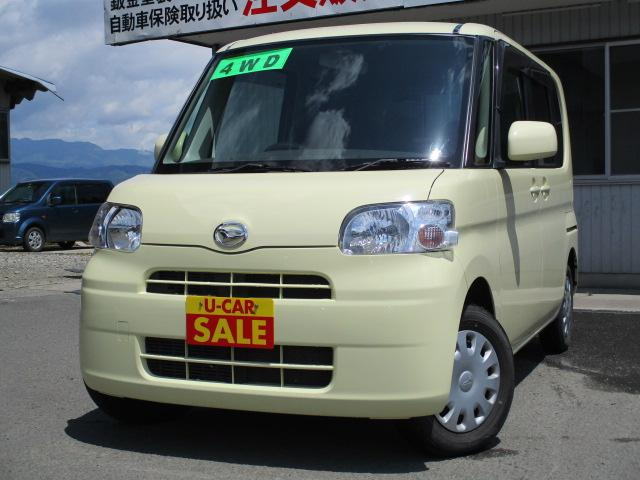 ダイハツ L 4WD キ-レス CD ピラ-レス Tチェ-ン