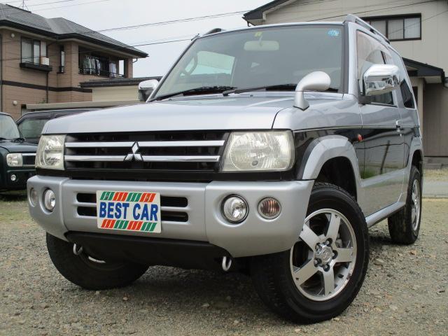 三菱 リミテッドED XR 4WD キ-レス CD/MD アルミ