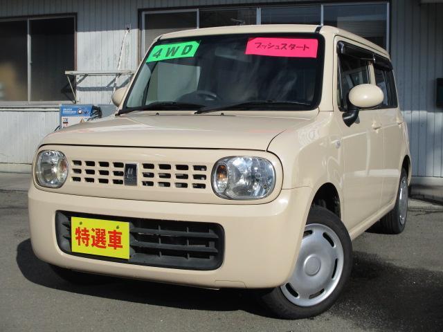 スズキ G 4WD スマ-トキ- CD プッシュスタート