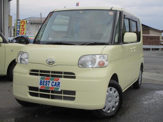 ダイハツ X 4WD イ-ジ-クロ-ザ-付 スマ-トキ- CD