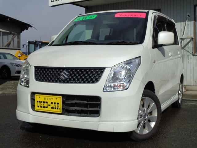 スズキ FXリミテッド 4WD スマ-トキ- プッシュスタート CD