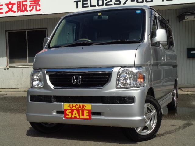 ホンダ M 4WD キ-レス CD Rファン 5速M/T 社外アルミ