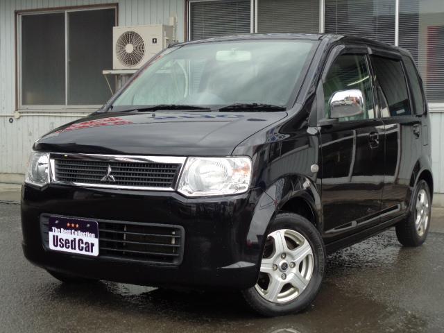 三菱 M 4WD 5速M/T キーレス CD/MD シ-トヒ-タ- ABS 社外アルミ