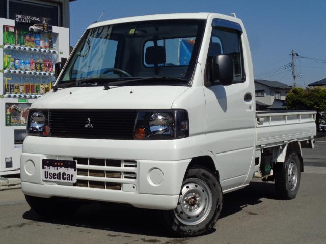 三菱 VX-SE 4WD 5速M/T エアコン パワステ ラジオ