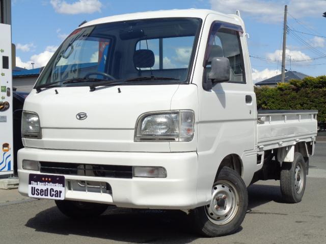 ダイハツ スペシャル 4WD 5速M/T エアコン パワステ