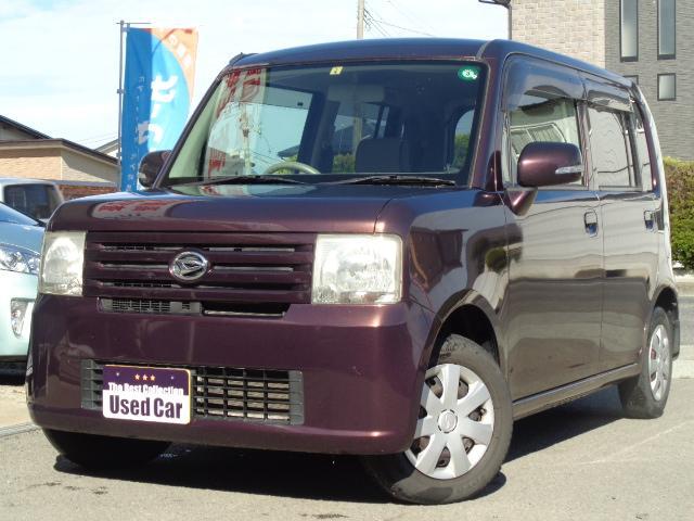 ダイハツ L リミテッド 4WD 電動シート エンスタ キーレス CD ABS Tチェ-ン ワンオーナー 寒冷地仕様