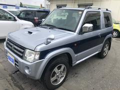 パジェロミニエクシード 4WD ETC SDナビ