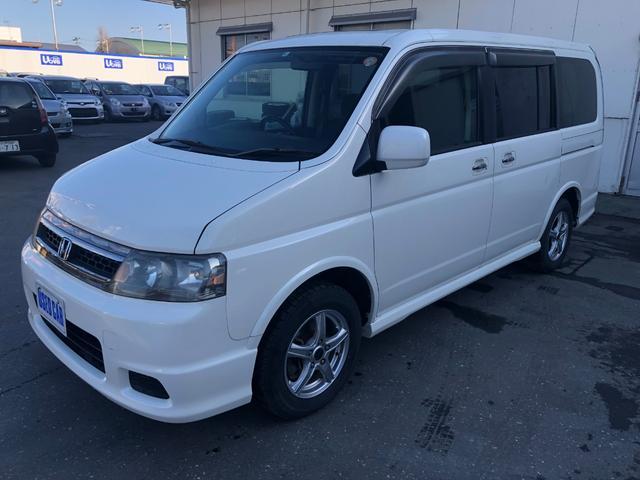 ホンダ 4WD スパーダS    純正 ナビ