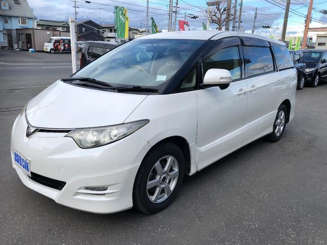 トヨタ 4WD 2.4アエラス Gエディション  純正 ナビ  TV