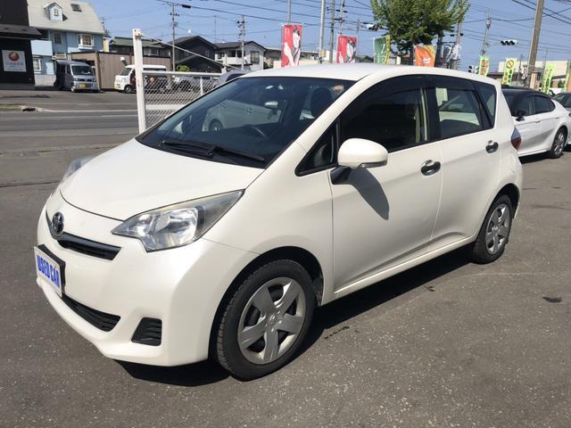 トヨタ 4WD X  純正 ナビ