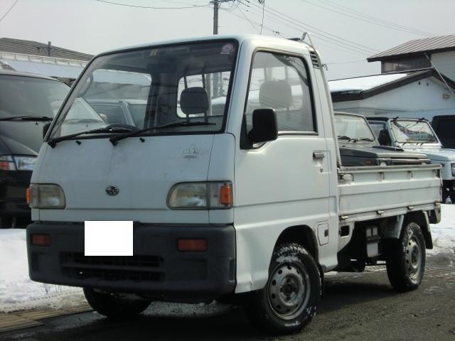 スバル サンバートラック JA 4WD (なし)
