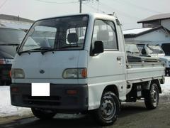 サンバートラックJA 4WD