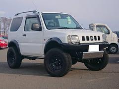 ジムニーワイドJZ 4WD リフトアップ