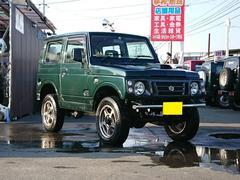 ジムニーフィッシングマスター 4WD リフトアップ