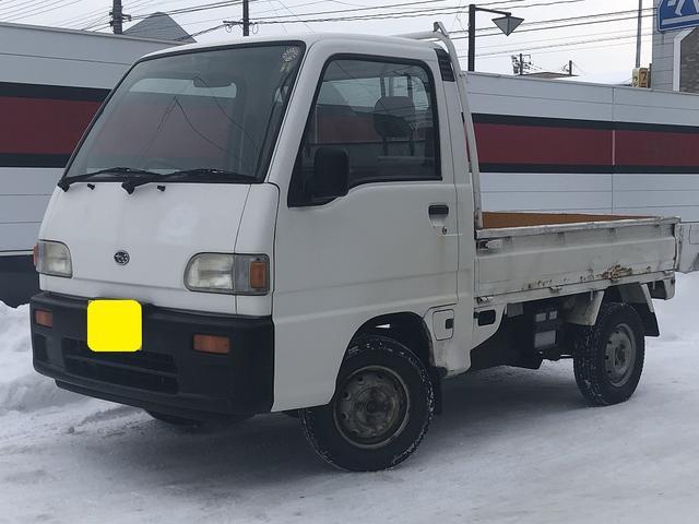 スバル サンバートラック 4WD (検31.6)