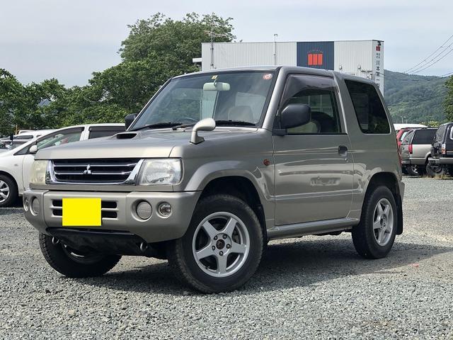 三菱 VR 4WD MT