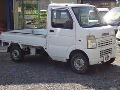 キャリイトラックKC 4WD エアコン MT5速
