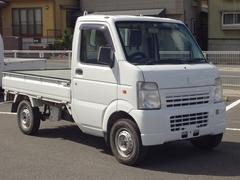 キャリイトラックKC 4WD パワステ エアコン MT5F
