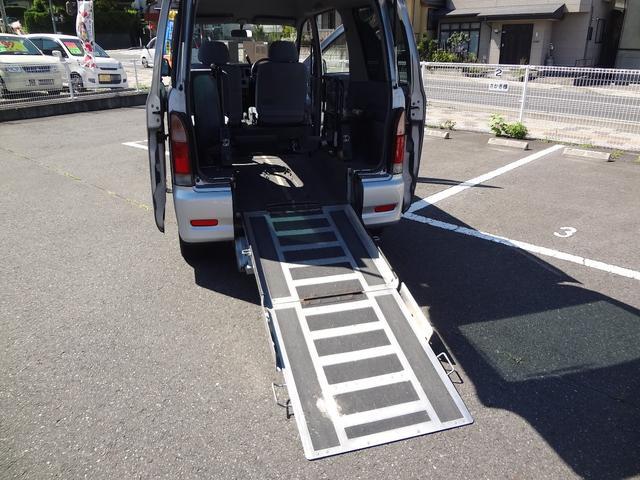 ダイハツ スローパー ハイルーフ 4WD 車椅子移動車
