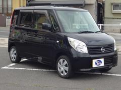 ルークスX 4WD ナビ DTV DVD再生 プッシュスタート