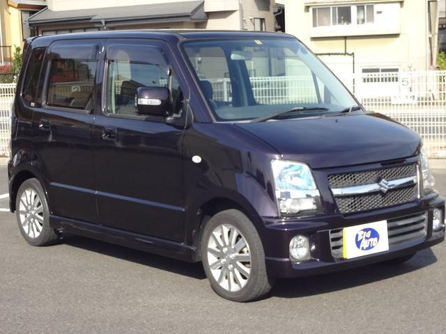 スズキ RR-Sリミテッド 4WD ターボ キーレス アルミ
