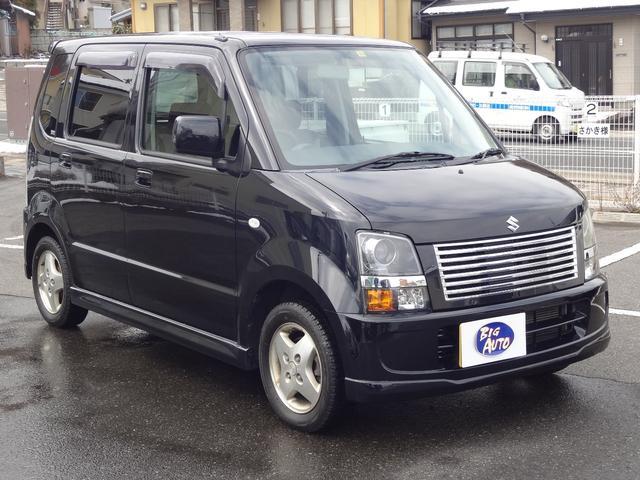 スズキ FT-Sリミテッド 4WD ターボ ナビ キーレス
