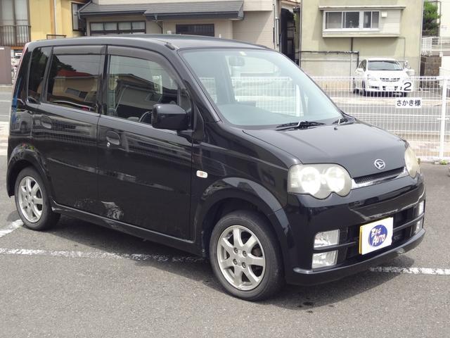 ダイハツ カスタム Xリミテッド 4WD HID