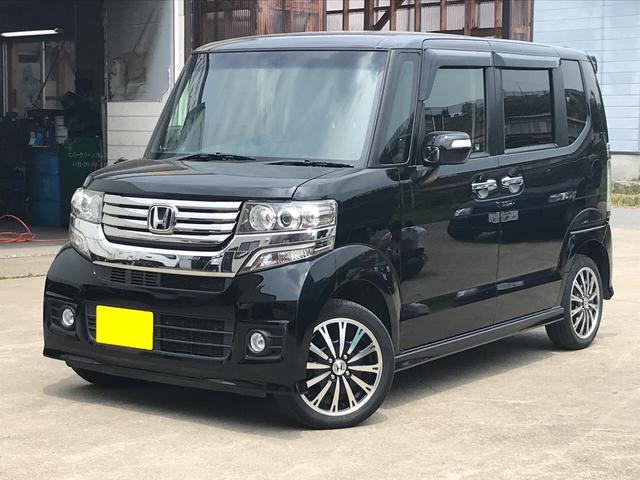 「ホンダ」「N-BOXカスタム」「コンパクトカー」「秋田県」の中古車