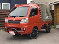 ハイゼットトラックジャンボ 4WD 当社コンプリート バグトラ リフトアップ