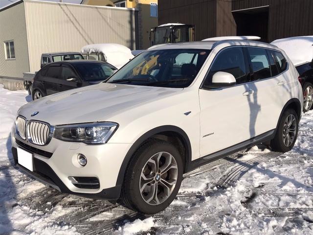 BMW X3 xDrive 20d  X Line (検31.1)