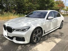 BMW740Ld xDrive Mスポーツ RコンフォートP SR