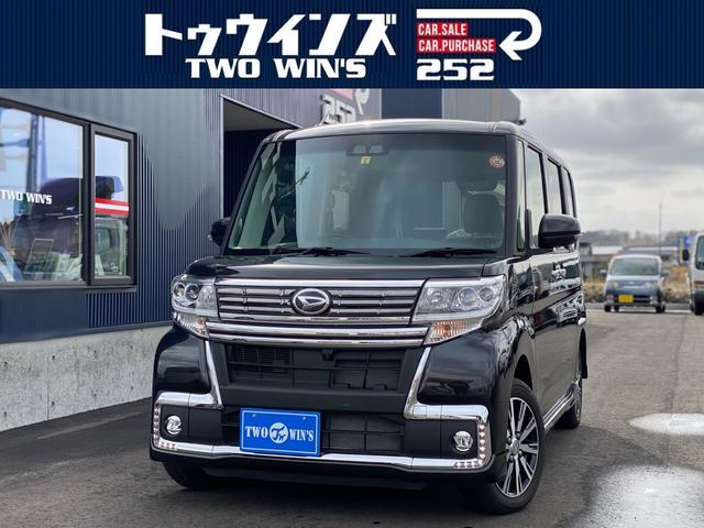 ダイハツ カスタムX トップエディションリミテッドSAIII 4WD