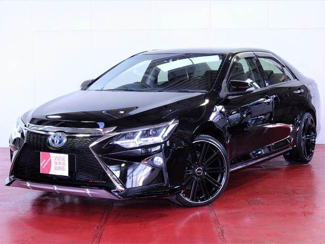 トヨタ Gパケ新品スピンドルエアロ新品ライト新品20インチホイール