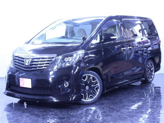 トヨタ 240新品フルエアロ新品20インチAW3連ヘッドライト加工