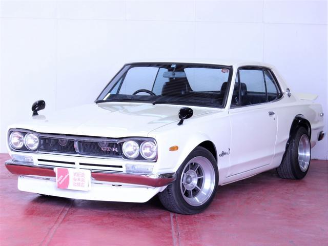 日産 2ドア エンジンボアアップ3.0L GT-R仕様