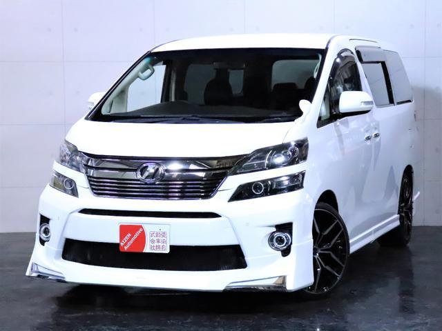 トヨタ 2.4 後期仕様 新品エアロ 新品20AW ヘッドライト加工