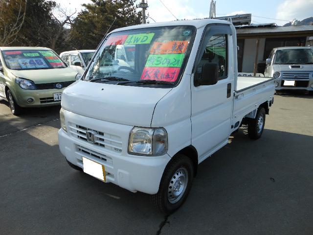 ホンダ STD 5速 4WD