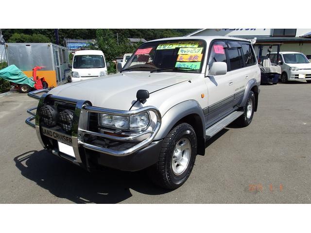 「トヨタ」「ランドクルーザー80」「SUV・クロカン」「岩手県」の中古車