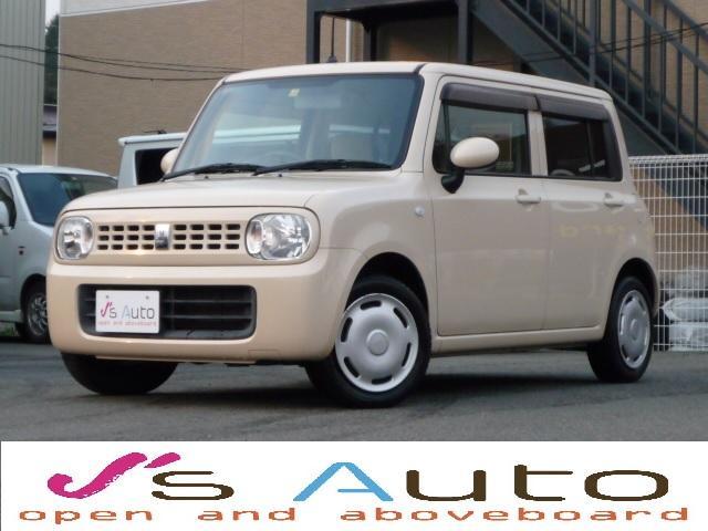 スズキ G 4WD ABS/スマートキー/シートヒータ/シートカバー