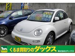 VW ニュービートルプラス革シート新品冬タイヤ装着TベルトWPラジエーター交換済