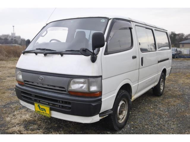 トヨタ 2.8DロングDX 4WD 6人 5MT LH119V 3L
