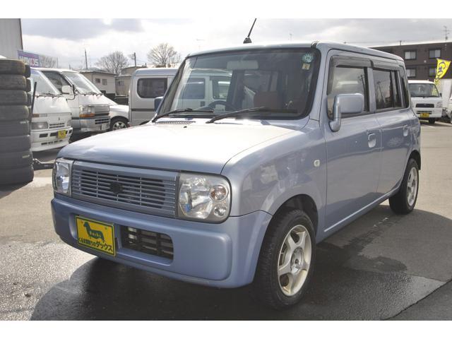 スズキ X2 4WD ベンチシート コラムシフト シートヒーター