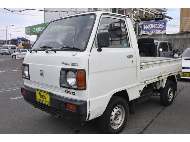 ホンダ 4WD 5MT TN ACTYスーパーデラックス 寒冷地仕様