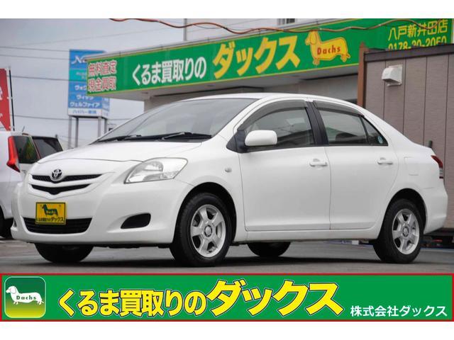 トヨタ 1.3 X 2WD 1オーナー キーレス 社外アルミホイール