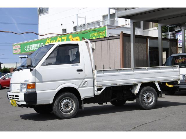 日産 ロング 4WD 5MT 850kg 軽油LD20 エアコン