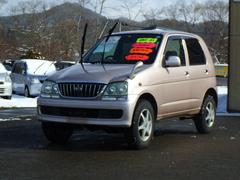 テリオスルキアベースグレード 4WD AT