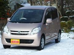 ムーヴX 4WD AT ナビ